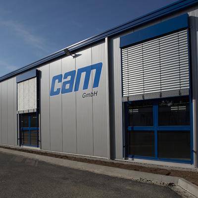 cam Firmengebäude