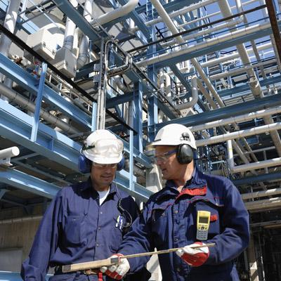 Branchenbeispiel Gasanalyse
