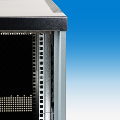 19 Zoll Server Gehäuse mit Schallschutz