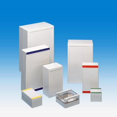 Kunststogffgehäuse IP 65 aus ABS oder Polycarbonat