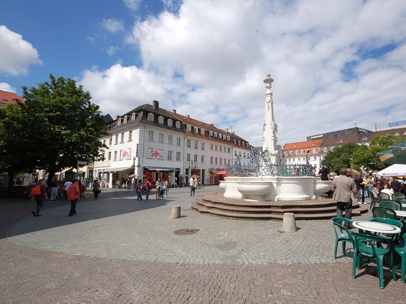 Caleg lebensqualität Saarbrücken