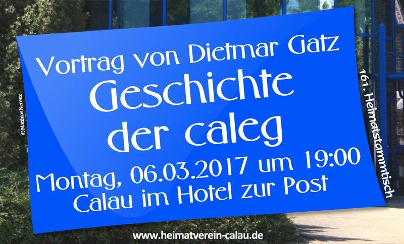 Die Geschichte der caleg Schrank und Gehäusebau GmbH