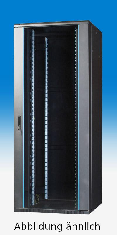 38 HE - 600 x 800 mm Netzwerkschrank