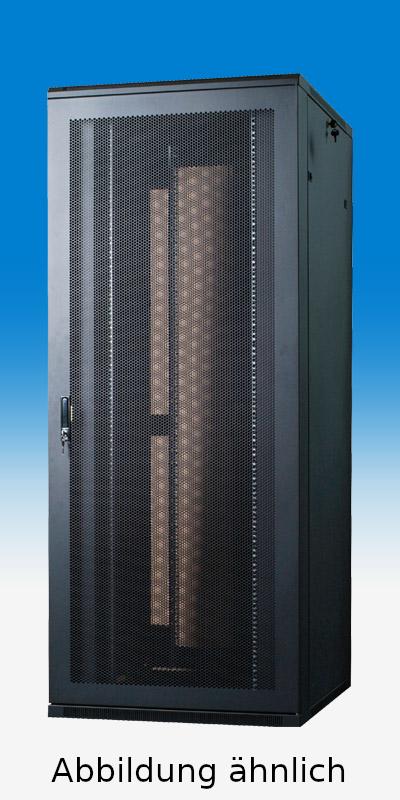24 HE - 600 x 1000 mm Serverschrank