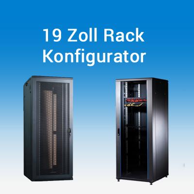 Konfigurator 19 Zoll Rack