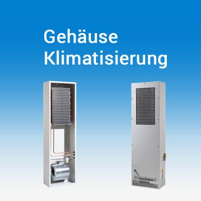 Gehäuseklimatisierung Schaltschrankkühlung