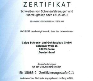 EN15085-2-CL1