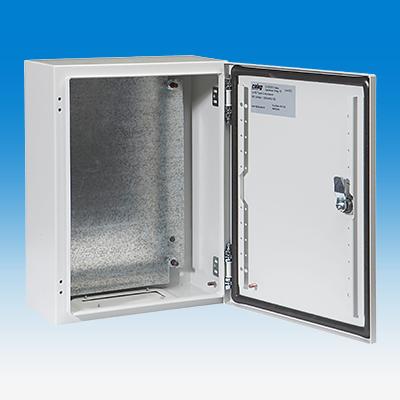 Uniflex RE, eintürig, Hochformat, mit Montageplatte
