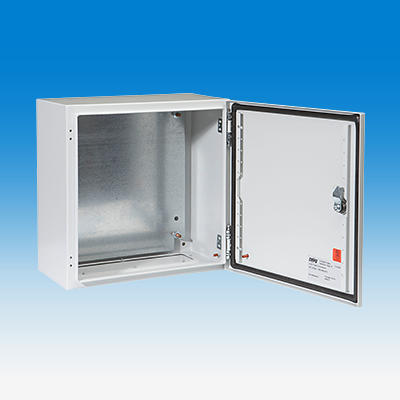 Uniflex RE, eintürig mit Montageplatte
